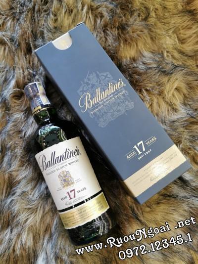 Rượu Ballantine's 17YO