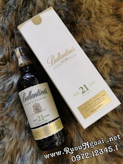 Rượu Ballantine's 21YO