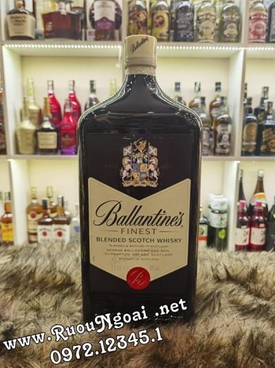 Rượu Ballantine's Finest 4.5L mới