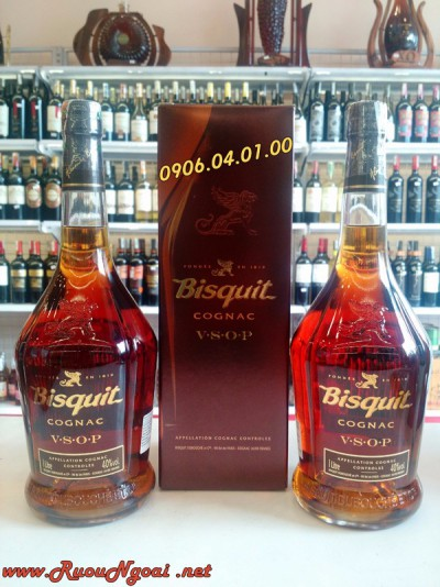 Rượu Bisquit VSOP 1000ml