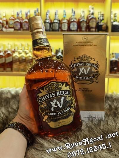 Rượu Chivas XV 1000ml