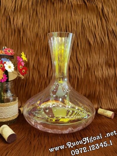 Bình Đựng Rượu Vang - Decanter Dáng Đẹp M19
