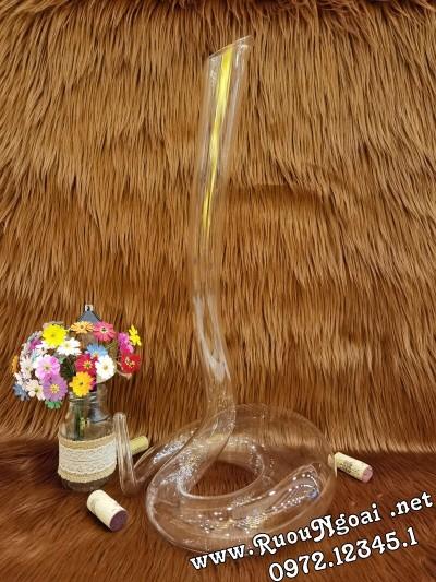 Bình Đựng Rượu Vang - Decanter Dáng Đẹp M26