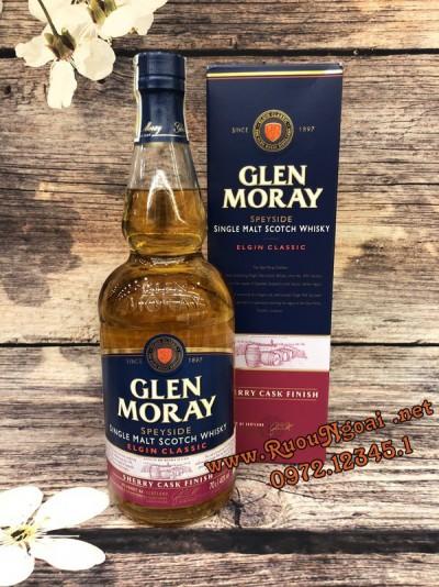 Rượu Glen Moray Classic Sherry Cask Finish