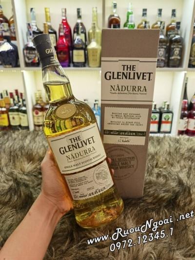 Rượu Glenlivet Nadurra First Fill Selection