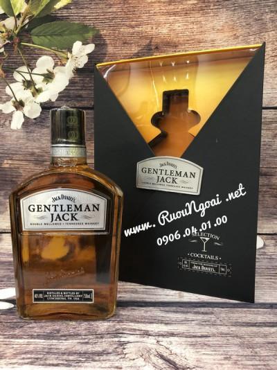 Rượu Jack Daniel's Gentteman Jack