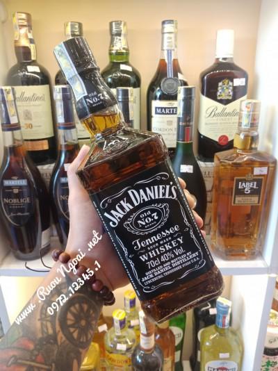 Rượu Jack Daniel's Old No 7