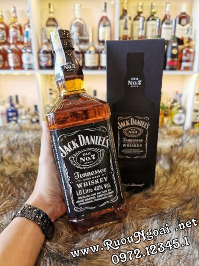 Rượu Jack Daniel's Old 1L