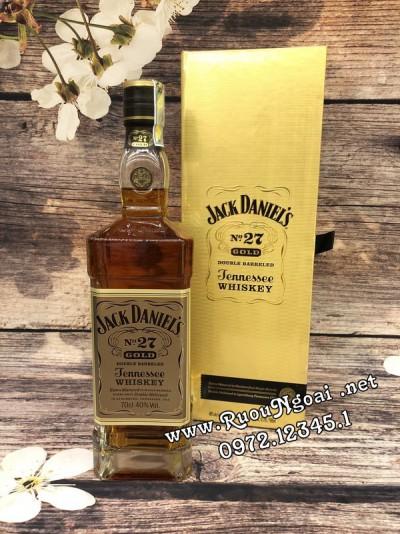 Rượu Jack Daniel's No 27 Gold