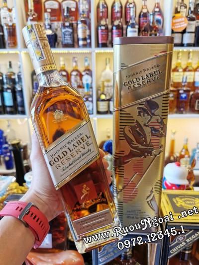 Rượu Johnnie Walker Gold Label 2020