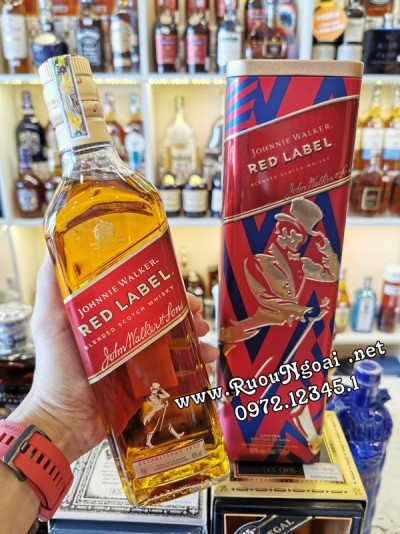 Rượu Johnnie Walker Red Label 2020