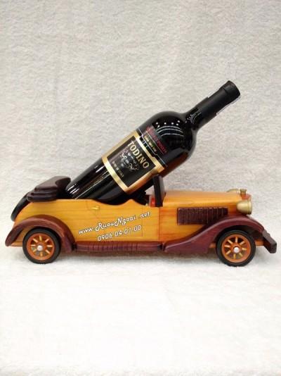 Kệ Rượu Vang Xe Oto Ms33