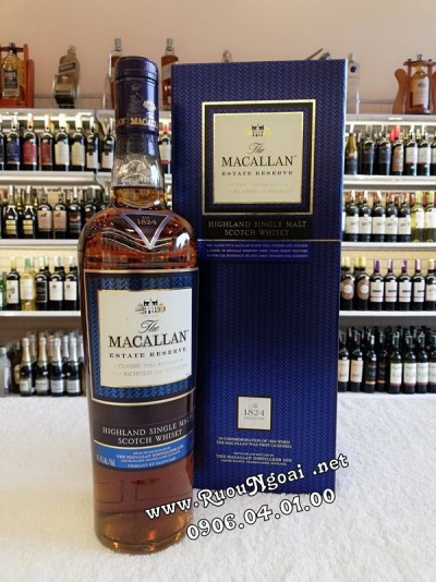Rượu Macallan Estate Reserve