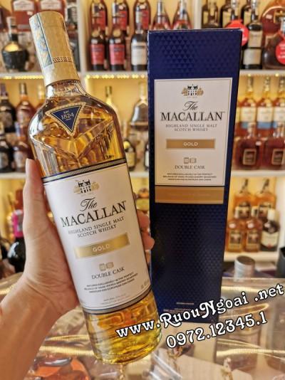 Rượu Macallan Gold UK