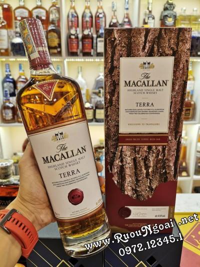 Rượu Macallan Terra