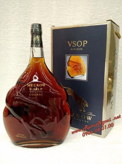 Rượu Meukow VSOP 1750ml