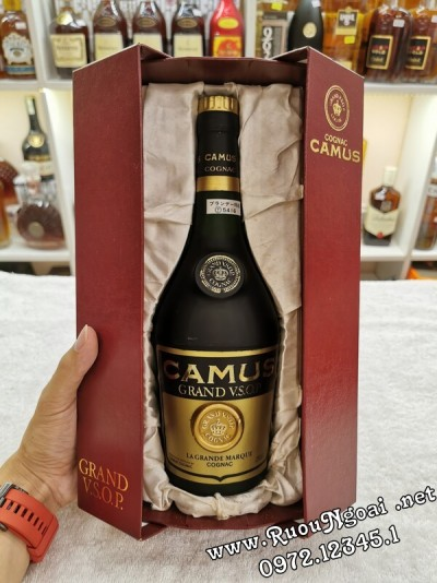 Rượu Camus Grand VSOP