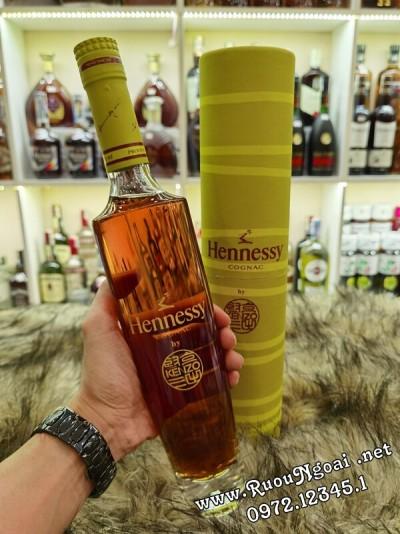 Rượu Hennessy Kenzo Yellow