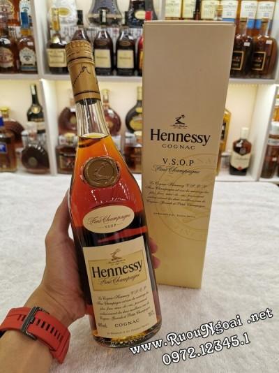 Rượu Hennessy Cuvee Bicentenaire
