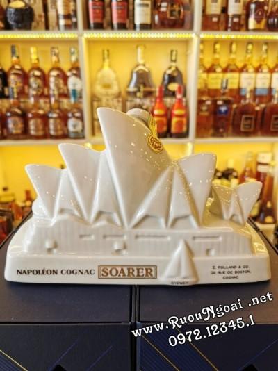 Rượu Soarer Sydney Opera Porcelain White