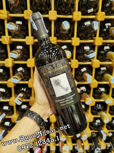 Rượu Vang Descubridores Gran Reserva