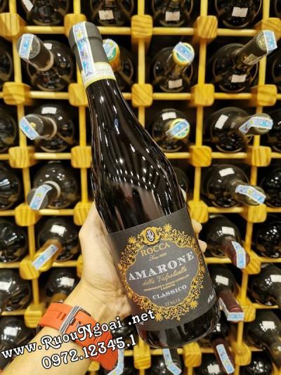 Rượu Vang Ý Amarone Classico