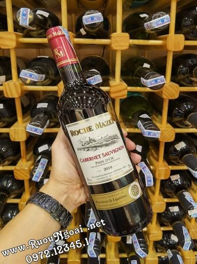 Rượu Vang Roche Mazet Cabernet Sauvignon