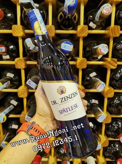 Rượu Vang Đức Ice Wine Dr.Zen Zen