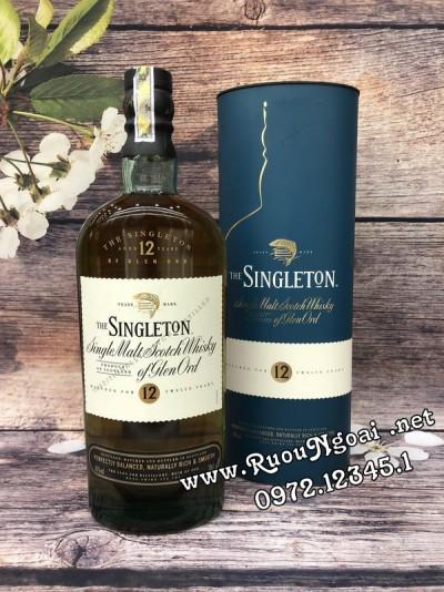 Rượu Whisky Singleton 12YO