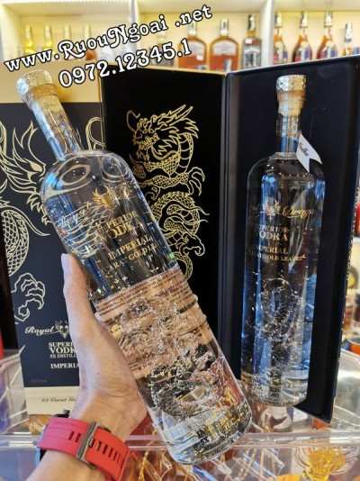 Rượu Royal Dragon Vodka