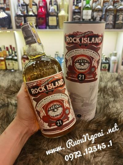 Rượu Rock Island 21 Years Old