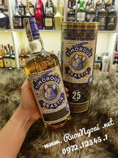 Rượu Timorous Beastie 25 Years Old
